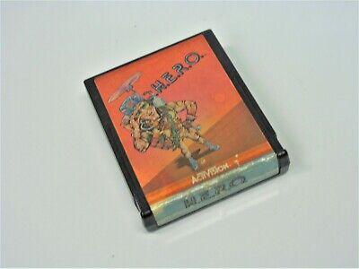 NTSC Atari 2600 Game HERO H.E.R.O. for use with ATARI 2600 Video Game System, usado comprar usado  Enviando para Brazil