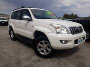 2006 Toyota LandCruiser SUV, Automatic, turbo diesel 8 seater Invermay Launceston Area Preview