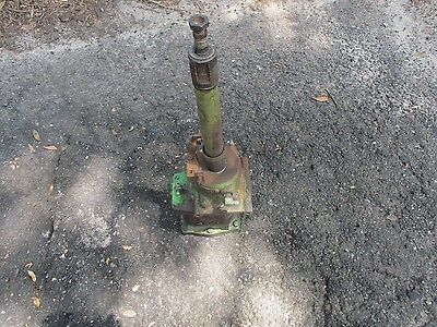 3020 John Deere Gas Tractor Power Steering Column Hand Pump Assembly Free Ship