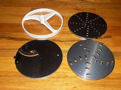 Robot Coupe Rc 2800 Food Processor Slicing Discs