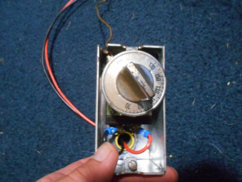 BAKERS AID PROOFER  THERMOSTAT