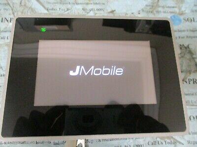 Uniop Etop504u3p1 Etop504 Touch Screen Hmi Display Unit 24vdc 0.55a Tested