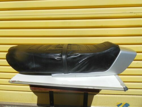 HONDA SUPERDREAM CB250N CB400N - ORIGINAL STANDARD SEAT WITH REPAIRED BASE