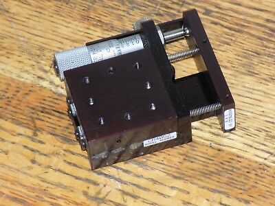 Parker Daedal Cr4052 Manual Positioner 1.75 Slide Table .5 Travel