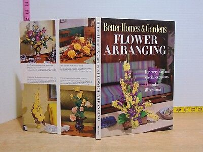 Better Homes And Gardens Flower Arranging For Every Day & Special Occasions