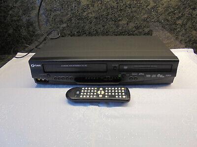 Funai D8A-A4110DB Kombi DVD mit FB VHS Player Video Recorder HiFi Stereo geprüft online kaufen