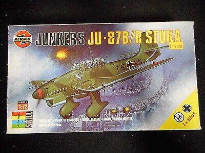 Airfix - Junkers JU-87B/R Stuka (1:72)