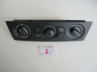 BMW 1ER E87 KLIMABEDIENTEIL KLIMA BEDIENTEIL 6411696086001 6411 6960860 10