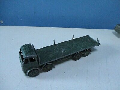 old foden chain link lorry