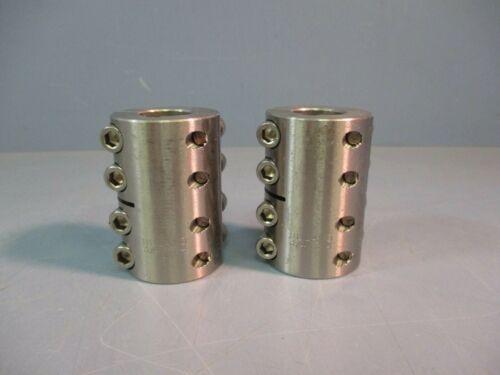 Ruland SS Shaft Coupling SPC-12-12-SS 3/4x3/4 LOT OF TWO