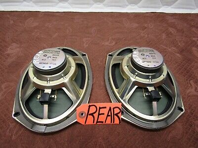 11 12 13 14 Dodge Avenger Rear Left Right Door Speaker Speakers OEM 05091019AB