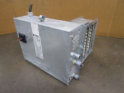 THERMOLEC SC-CTPBX SERPENTINE ELECTRIC DUCT HEATER 6KW 460V 3PH 7.56A