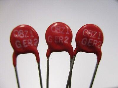 Mov Metal Oxide Varistor 7 Volt 2 Amp O8ziger2 Qty 10 Eak1