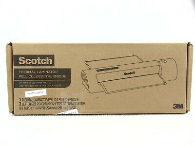 3m Scotch Thermal Laminator Up To 9 Tl901x