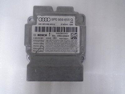 Audi A3 Airbag Control Module 8P0 959 655 Q