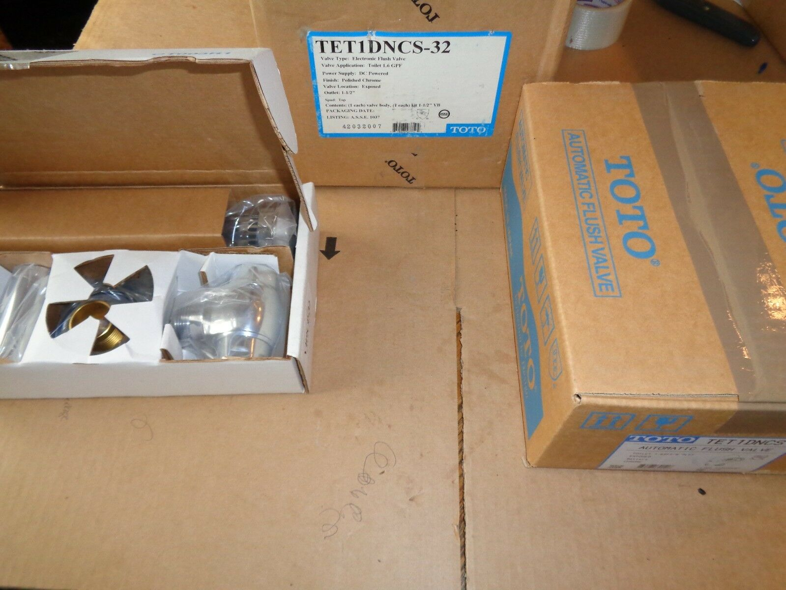TOTO TET1DNCS-32 TOILET AUTOMATIC ELECTRONIC 1.6 GPF FLUSH V