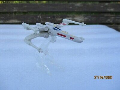HOT WHEELS STAR WARS CGW55 RED FIVE X WING FIGHTER no packaging