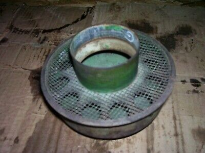 Vintage Oliver 1850 Gas Tractor -air Cleaner Top - 1969