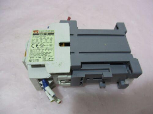 LS MEC GMD-18 Contactor, 420670