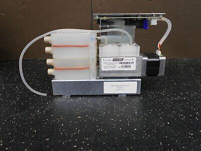 Systec Zhcr 9000-1297 Vacuum Pump W Vacuum Chamber 9000-0916