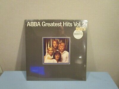 ABBA Greatest Hits Vol 2 Vinyl Album Atlantic SD 16009 Record Vtg 70s (SEALED)