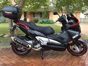 2008 GILERA NEXUS SUPER SCOOTER 500 cc EXCELLENT CONDITION Mansfield Brisbane South East Preview