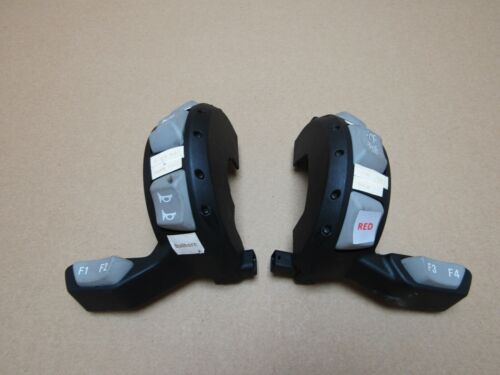 BMW R1200RT LC 2017 4,416 miles auxiliary switchgears pair (8017)