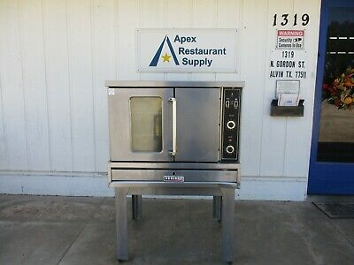 Garland Single Stack Convection Oven Gas 4605