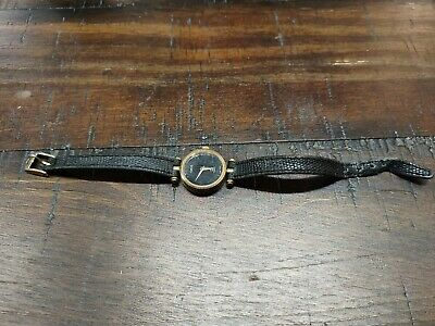 GUCCI Wrist Watch Ladies Vintage Retro as is
