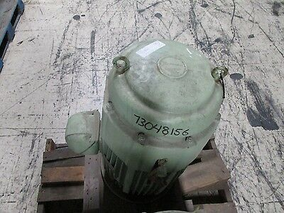 U.s. Electrical Motors Ac Motor 40hp 1775 Rpm Encl Te Fr 324vp 49a 460v Used