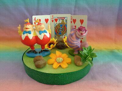 Alice In Wonderland Cake Decorations (Alice in Wonderland Cake Topper / Table Decor 6