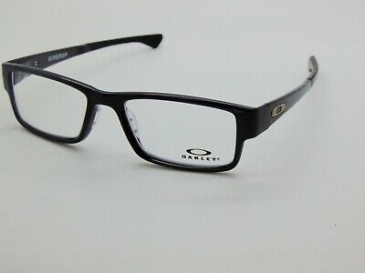 OAKLEY AIRDROP OX8046-0255 Black Ink 55mm Rx Authentic Eyeglasses