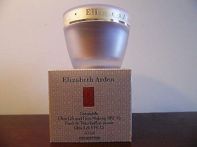 ELIZABETH ARDEN CERAMIDE ULTRA LIFT & FIRM MAKEUP BUFF 08 NIB