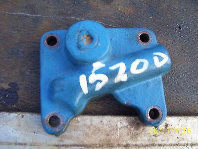 Vintage Ford 1520 Diesel Tractor - External Hyd Block
