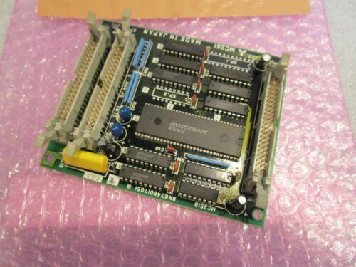 Mazak Mitsubishi M251B BN634B017G51 Mazak T-32 CNC Control Board