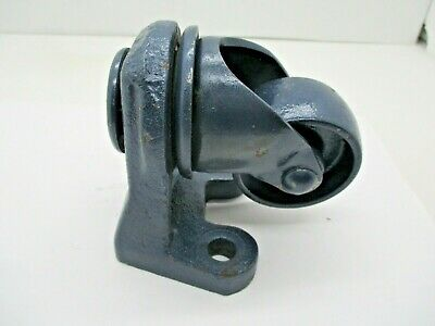 Vintage Heavy Duty Side Mount Caster Wheel T1 7