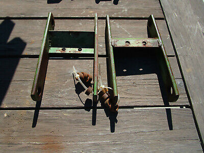 One Pair John Deere Nd1382db Parallel Linkage Used Only On 2 14 Toolbar Planter