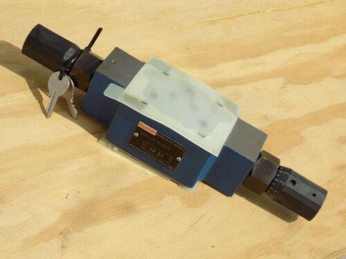 Rexroth R900523737 Flow Control Valve Z2FS 10-3-33/V