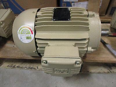 Weg 2 Hp 1750 Rpm Electric Motor- New
