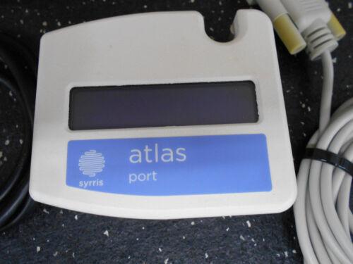 SYRRIS ATLAS GLOBE REACTOR MASTER PORT (1)