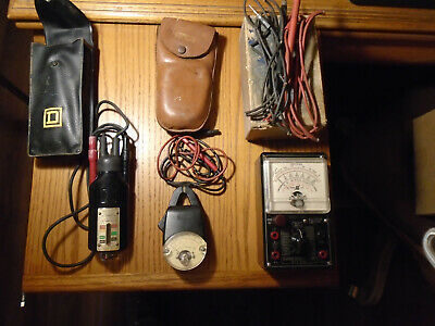Collectors - Vintage Electrical Testing Equipment