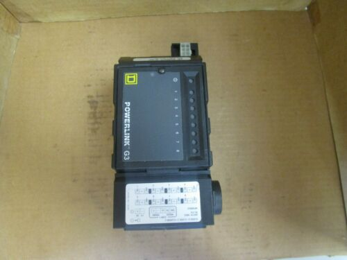 Square D Powerlink G3 Controller NF500G3 24 VDC Used