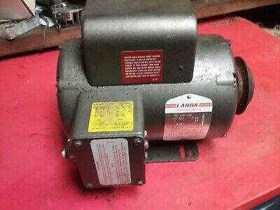 Landa G Series Diesel Pressure Washer Electric Motor 2 Hp