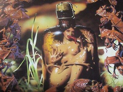 Tim White , Mirror of Dreams , Fantasy Artbook , Phantasie Bilder , Norma 1994