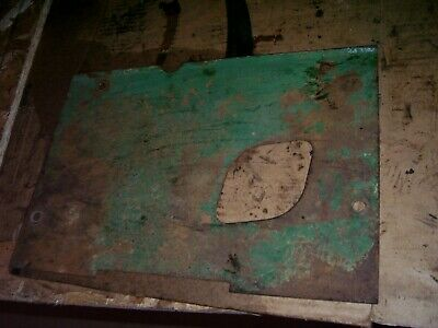 Vintage Oliver 1850 Gas Tractor -trans Cover Panel - 1969