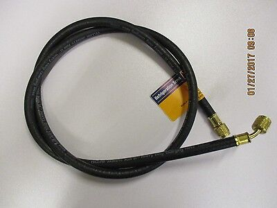 Yellow Jacket 60 Plus Ii 14 Heavy Duty Charging Hose Straight X Angle 15060