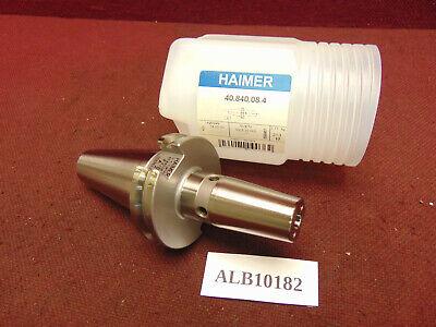 Cat40 Haimer 40.840.08.4 8mm Shrink Fit Tool Holder Alb 10182