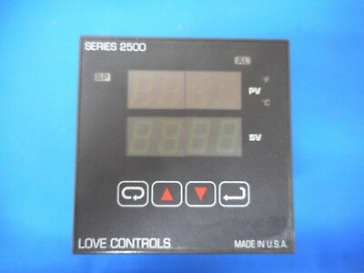 Love Controls Temp. Controller
