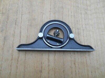Starrett No. 490 Protractor Head For 12 Combination Square Set