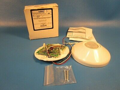 Sensor Switch Cm-9 Motion Detector Ceiling Mount Sensor Low Voltage White